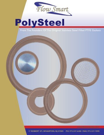 Poly Steel Gaskets - Duhig