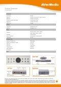 AVerVision® SPB350+ - Medium - Page 2