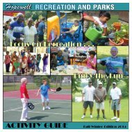 activity guide - the City of Hopewell Virginia