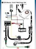 DEFA MultiCharger 1204 Bruks-/Monteringsanvisning - Page 3
