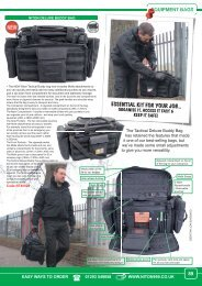 ESSENTIAL KIT FOR YOUR JOB... - Niton 999 Equipment