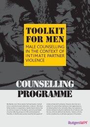 Flyer Toolkit for Men - Rutgers WPF