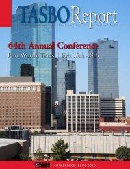 February 2010 - Texas Association of School Business Officials