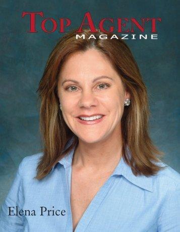 Elena Price - Top Agent Magazine