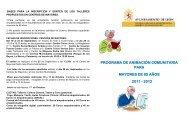 Triptico actividades mayores 2011-2012.pdf - Ayuntamiento de León