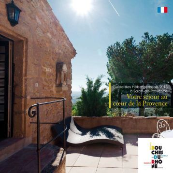 Brochure tourisme d 39 affaires office de tourisme de grasse for Office de tourisme salon de provence