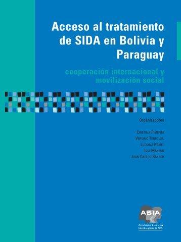 Acceso al tratamiento de SIDA en Bolivia y Paraguay - Abia