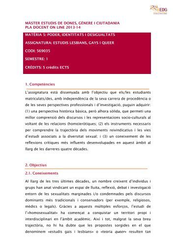 EStudis gays CAT2013-14 - Institut Interuniversitari d'Estudis de ...