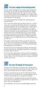 Patientrettigheder - Region Hovedstadens Psykiatri - Page 2