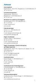Patientrettigheder - Region Hovedstadens Psykiatri - Page 7