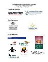 Platinum Sponsors Gold Sponsors Silver Sponsors - South ...