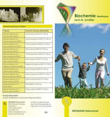 Biochemie Nestmann