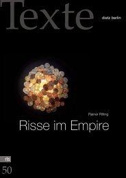 Risse im Empire - Rosa-Luxemburg-Stiftung