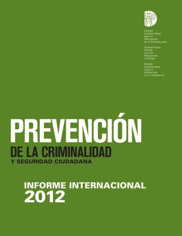 Descargar el Informe Internacional de 2012 (PDF) - International ...