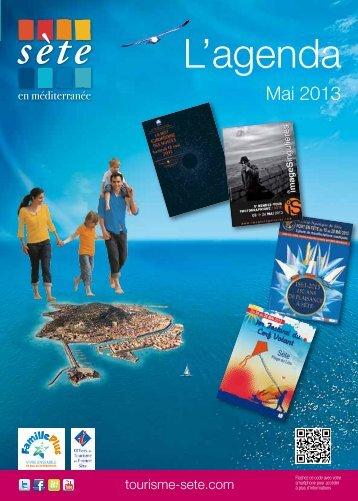 L'agenda - Office de tourisme de Sète