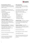 Lieferantenrichtlinie Anlage 7 Faltanleitung für Würth ... - Seite 2