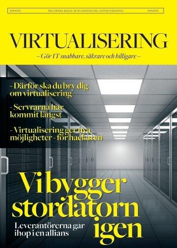 Virtualisering ger nya möjligheter - för hackar - IDG