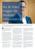 Virtualisering ger nya möjligheter - för hackar - IDG - Page 4