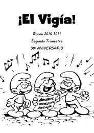 Ronda 2010-2011 Segundo Trimestre 30º ... - Hesperia456.es