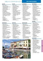 ST_SuedWestEuropa - Skan Tours Touristik International GmbH