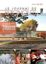 Journal municipal Mai 2012 - Ville de Brignoles
