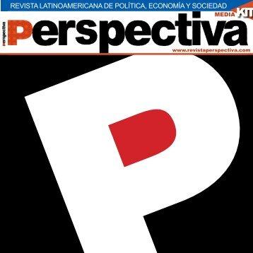 Media Kit Perspectiva - Instituto de Ciencia Política