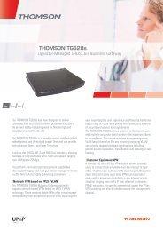 THOMSON TG628s