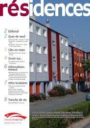 2 Editorial 2 Quoi de neuf 3 Clés en main 4 Zoom ... - Vendée Habitat