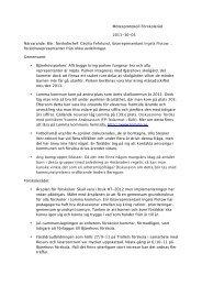 Mötesprotokoll Förskoleråd 2011-10-05.pdf - Lomma kommun