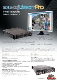 Advanced Hybrid Video Surveillance Network Video Recorder ...