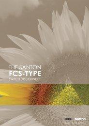 fuse combination switches - Santon