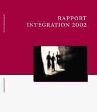 Rapport Integration 2002