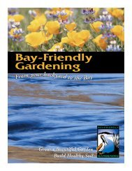 Bay-Friendly Gardening Guide - City of Daly City