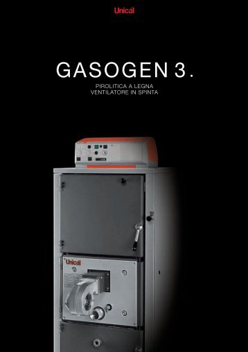 gasogen 3 - Evoluzione Energia