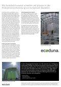Ecoduna Anwenderbericht - Seite 2