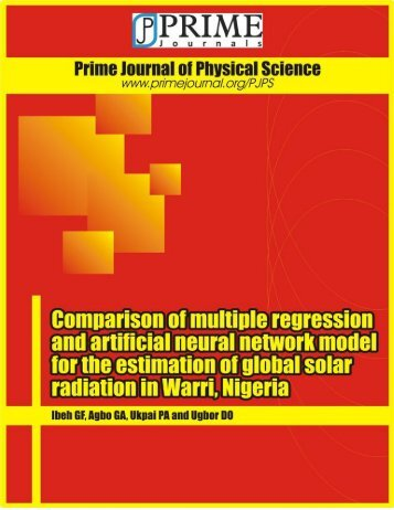 See Full Article [pdf] - prime journals limited