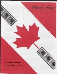 Canada Number \ \ \ - Winston Churchill