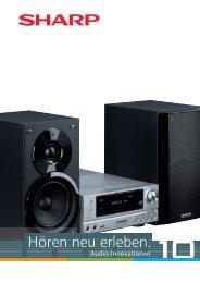Technische Daten - Sharp Electronics Europe GmbH