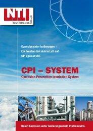 CPI – SYSTEM - NTI GmbH