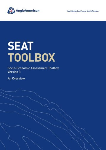 SEAT TOOLBOX - Anglo American