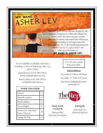 my name is asher lev a Find great deals on ebay for my name is asher lev and the confessions of saint augustine shop with confidence.
