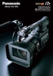 Memory Card Camera-Recorder - Panavision New Zealand