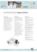 Alsidige, kompakte multifunktionelle systemer til det mindre ... - Sharp - Page 3