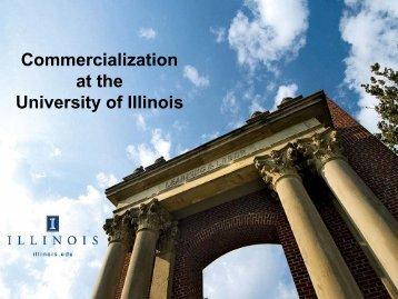 Presentation - University of Illinois at Urbana-Champaign