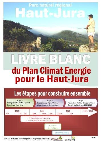 6. elaboration du futur plan climat energie du territoire du parc ...