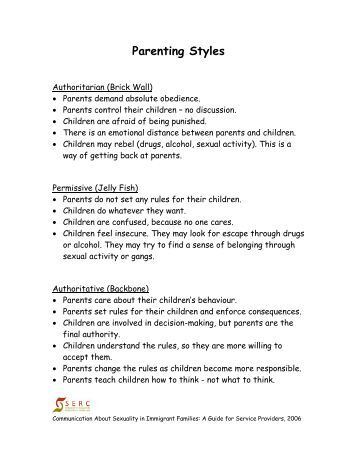 a study of parental styles The present study aims to explore the relationship between parenting styles ( including authoritative, authoritarian, permissiveness and neglectful) and personality dimensions (including five factors as extroversion, agreeableness, conscientiousness, neuroticism and openness to experiences) for this purpose, 272 students.