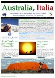 cliccare qui - Associazione Italia-Australia