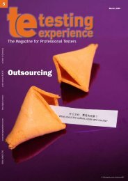Outsourcing - Test and Verification Solutions