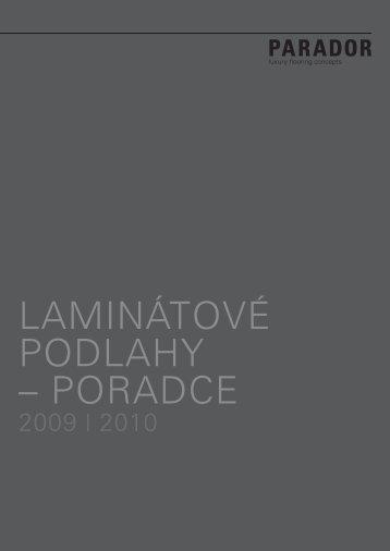 Laminátové podlahy - MATRIX a.s.