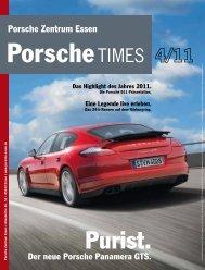 Ausgabe 4/11 - Porsche Zentrum Essen